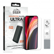 Eiger Mountain Glass Ultra Tempered Glass Screen Protector for iPhone 12 mini