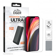 Eiger Mountain Glass Ultra Tempered Glass Screen Protector for iPhone 12 Pro Max