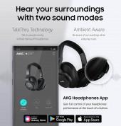 Samsung AKG N700 NC Wireless Bluetooth Over-Ear (black) 4