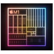 Apple MacBook Pro 13.3 CPU 8-Core, M1 Chip, GPU8-Core, RAM 8GB, SSD 512GB (сребрист) (модел 2020)  1