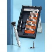 Ugreen 38-in-1 Aluminum Alloy Screwdriver Set - комплект инструменти за ремонт на таблети, смартфони и мобилна електроника (38 части) 5