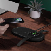 Baseus Planet 2in1 Wireless Charger (black) 8