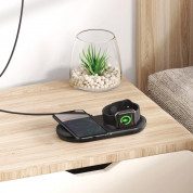 Baseus Planet 2in1 Wireless Charger (black) 6