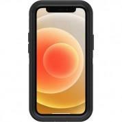 Otterbox Defender Case - изключителна защита за iPhone 12 Mini (черен) 5