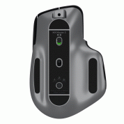 Logitech MX Master 3 Advanced Wireless Mouse For Mac - безжична мишка за Mac (тъмносив) 2