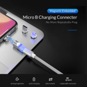 Orico Magnetic USB-C to microUSB Adapter - магнитен MircoUSB адаптер за устройства с USB-B 5