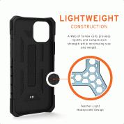Urban Armor Gear Pathfinder SE Camo Case for iPhone 12, iPhone 12 Pro (midnight camo) 6