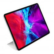 Apple Smart Folio - оригиналнен калъф за iPad Pro 12.9 (2020), iPad Pro 12.9 (2018) (бял)  3