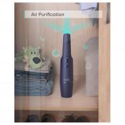 Anker Eufy HomeVac H11 Pure - преносима прахосмукачка с вградена батерия и функция за пречистване на въздуха (син) 4