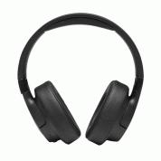 JBL TUNE 700BT Wireless Over-Ear Headphones - безжични Bluetooth слушалки с микрофон за мобилни устройства (черен) 2
