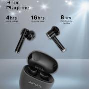 4smarts TWS Bluetooth Headphones Pebble - безжични Bluetooth слушалки с микрофон за мобилни устройства (черен) 8