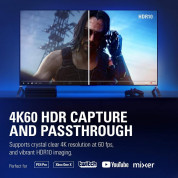 Elgato Game Capture 4K60 Pro MK.2 - записваща карта за Sony Playstation, Xbox и PC 6