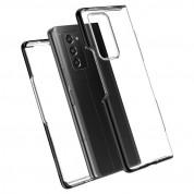 Spigen Ultra Hybrid Case - хибриден кейс с висока степен на защита за Samsung Galaxy Z Fold 2 (черен) 4