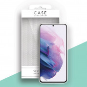 Case FortyFour No.1 Case - силиконов (TPU) калъф за Samsung Galaxy S21 (прозрачен) 2