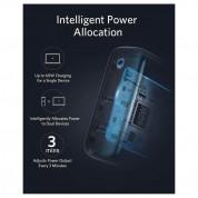 Anker PowerPort III 2-Port 60W Travel Charger - 60W захранване с 2 x USB-C (PD) изхода и US/UK/EU преходници (бял)  4
