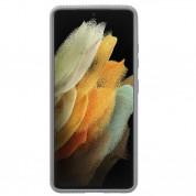 Samsung Protective Standing Cover EF-RG998CJ - оригинален хибриден кейс за Samsung Galaxy S21 Ultra (сив) 3