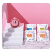 Baseus Little Fragrant Pig Fragrance Holder - ароматизатор за автомобил с формата на прасе и четири аромата (розов) 8