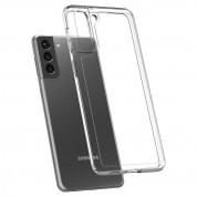 Spigen Ultra Hybrid Case - хибриден кейс с висока степен на защита за Samsung Galaxy S21 Plus (прозрачен) 5