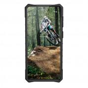 Urban Armor Gear Plasma Case - удароустойчив хибриден кейс за Samsung Galaxy S21 Plus (прозрачен) 4