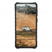 Urban Armor Gear Pathfinder Case - удароустойчив хибриден кейс за Samsung Galaxy S21 (черен) 4