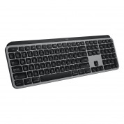 Logitech MX Keys Advanced Wireless Illuminated Keyboard - безжична клавиатура с подсветка за Mac (тъмносив) 2