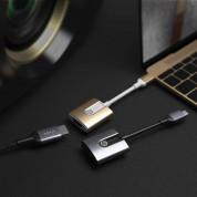 Adam Elements 4K CASA H01 USB-C to HDMI Adapter Cable - 4K адаптер за свързване от USB-C към HDMI (златист) 3