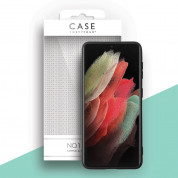 Case FortyFour No.1 Case - силиконов (TPU) калъф за Samsung S21 Plus (черен) 1