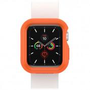 Otterbox Exo Edge Case - хибриден удароустойчив кейс за Apple Watch 44мм (оранжев) 5