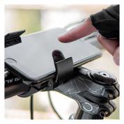 4smarts Bike Holder RingMount - универсална поставка за велосипед за смартфони (сребрист) 5