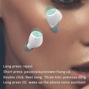 Edifier TWS X3 True Wireless Stereo Earbuds - безжични блутут слушалки с кейс за мобилни устройства (бял)  5