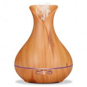 Platinet Aroma Diffuser Humidifier (PADYM010LW) - дифузер и овлажнител за въздуха с арома функция (светлокафяв)