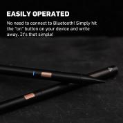 Adonit Note 2 Stylus - алуминиева професионална писалка за iPad Pro (черен) 3