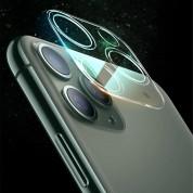 Wozinsky Full Camera Glass - предпазен стъклен протектор за камерата на iPhone 11 (прозрачен) 2