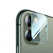 Wozinsky Full Camera Glass - предпазен стъклен протектор за камерата на iPhone 11 Pro, iPhone 11 Pro Max (прозрачен)