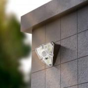 Baseus Outdoor Garden Solar Street LED Lamp with a Motion Sensor (DGNEN-A01) - външна соларна LED лампа (черен) 10