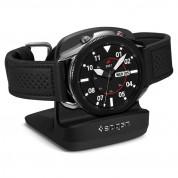 Spigen Watch Stand S352 - настолна поставка за Samsung Galaxy Watch 3 (черен) 1