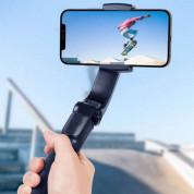Spigen Gimbal Wireless Selfie Stick S610W - захващащ стабилизатор за смартфони с възможност за трипод и селфи стик (черен) 3