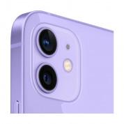 Apple iPhone 12 64GB - фабрично отключен (лилав)  3