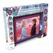 Lexibook Disney Frozen II Bilingual Educational Laptop English and Spanish - образователен детски лаптоп играчка със 124 дейности (английски и испански език) 6