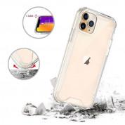 Tel Protect Acrylic Case - удароустойчив хибриден кейс за iPhone SE (2020), iPhone 8, iPhone 7 (прозрачен)  2
