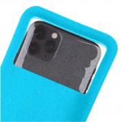Tactical Splash Pouch L/XL - универсален водоустойчив калъф за смартфони до 6.5 инча (син) 1