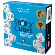 Rory's Story Cubes Actions - иновативна игра с зарове за развиване на въображението 1
