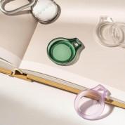 Ringke Slim Apple AirTag Case - поликарбонатов кейс за Apple AirTag (прозрачен) 8