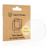 Tactical TPU Shield Film - защитно покритие за дисплея на Samsung Galaxy Watch Active (прозрачен)
