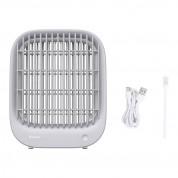 Baseus Electric Mosquito Killer Bionic (ACMWD-BJ02) - електрическа лампа срещу комари (бял) 12