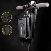 Wildman TS8 Plus Waterproof Scooter Bag 3L - универсален водоустойчив калъф за скутер или тротинетка (черен) 5