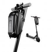 Wildman TS8 Plus Waterproof Scooter Bag 3L - универсален водоустойчив калъф за скутер или тротинетка (черен) 3