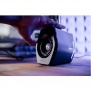 Edifier G2000 Gaming Speakers - безжична 2.0 аудио система с подцветка (черен) 6