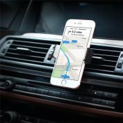 Ugreen Air Vent Mount Phone Holder - поставка за радиатора на кола за смартфони (сив) 5