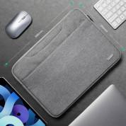 Ugreen Laptop Bag 15 - елегантна чанта за MacBook Pro 15 и лаптопи до 16 инча (сив) 5